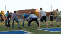 '19 Kids and Counting': Duggar-Seewald Football Game