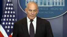 Trump's chief of staff defends call to Army widow