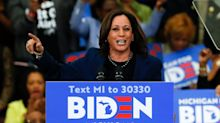 Joe Biden buries the hatchet and looks to bring in Kamala Harris as running mate