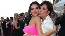 Kendall Jenner and her mom Kris are both textbook Scorpios