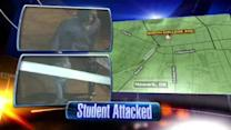 Del. police search for 2 suspect in Newark assault