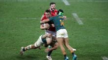 Rugby-Conan says Lions feeling the pressure with series win in sight