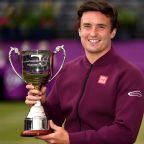 Reigning champion Gordon Reid named in GB wheelchair tennis Paralympics squad