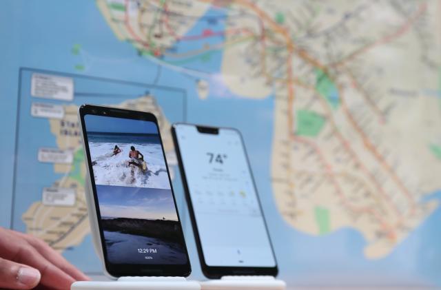 Some Google Pixel 3 users claim their photos aren't saving