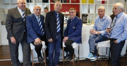 Rugby - Tournoi - Tournoi : Le Grand Chelem 77 fêté à L'Equipe