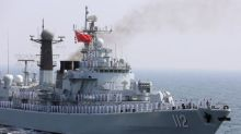 China's Xi says navy should become world class