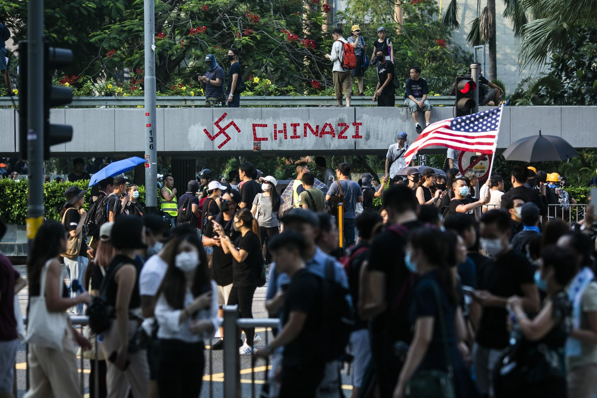 Hong Kong legislature officially kills controversial extradition bill