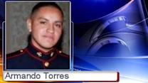 Marine missing in Mexico