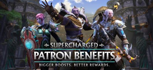 Trion boosts RIFT's subscriber benefits