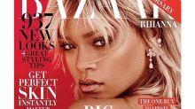 Rihanna celebra los 150 años de Harper's Bazaar