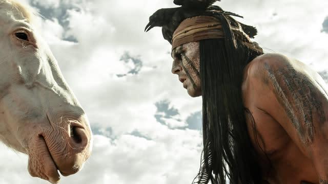 Exklusive Trailer-Premiere nur auf Yahoo!: Der bombastische, brandneue HD-Trailer zu Lone Ranger