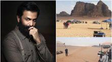 Actor Prithviraj & His Film Crew Stuck in Jordan, Seek Evacuation