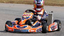 Go makes Philippine karting history