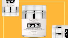 Amazon's Number-One Selling Anti-Aging Eye Gel Dropped to Just $11 for the Next Several Hours