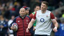 Eddie Jones keeps faith in Owen Farrell as debate deepens over captain