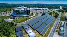 High Efficiency SunPower® Solar Project Now Operating at Bose Corporation's Global Headquarters in Massachusetts