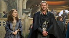 Natalie Portman to wield Thor's hammer in 'Thor: Love and Thunder'