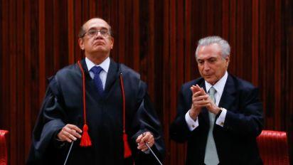 Temer nomeia ex de Gilmar Mendes para conselho de Itaipu