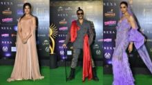 Alia, Ranveer, Deepika Make a Style Statement at IIFA Homecoming