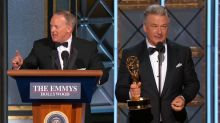 Politics took center stage at the 69th Primetime Emmy Awards