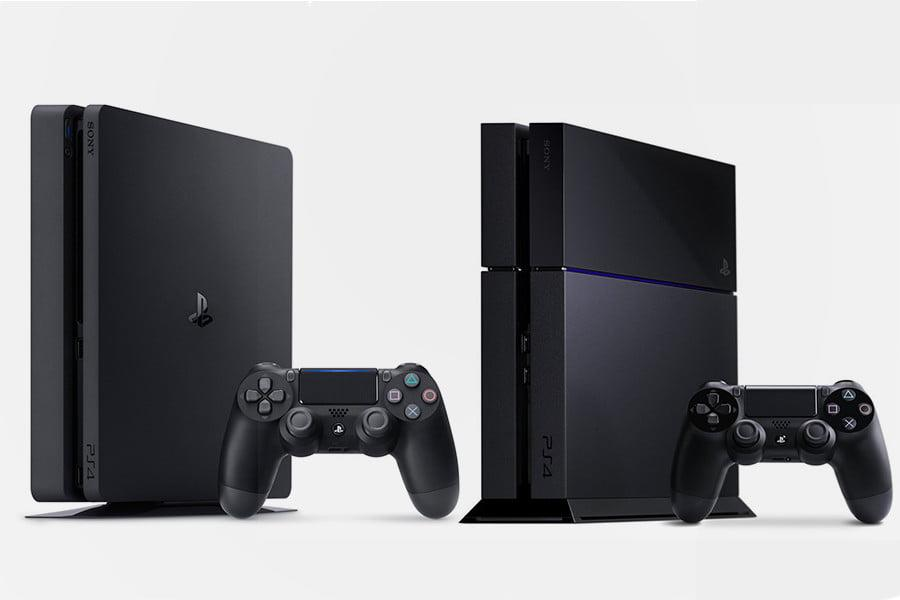 PS4 vs. PS4 Slim: The more things change, the more they stay the same