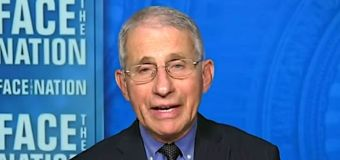 Fauci hits back at governor who said he is 'wrong a lot'