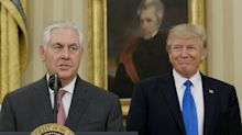 Trump declares man he appointed secretary of state 'totally ill prepared and ill equipped' for the job