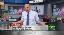 Cramer's take on Wall Street's top 15 'anointed' stocks f...