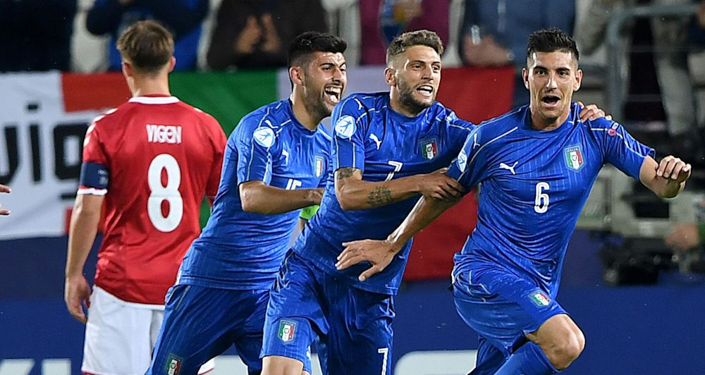 Settimana da sogno per Pellegrini: esordio azzurro e super goal in Under 21