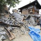 Powerful quake shakes Osaka, Japan