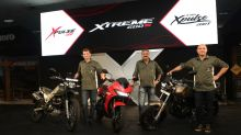 Hero XPulse 200, XPulse 200T & Xtreme 200S Launched in India, Prices Start at Rs 94,000