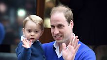 The meaning behind Prince Louis' name