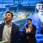 From comic to commander-in-chief: challenges for new Ukraine leader