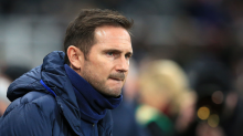 Lampard: Chelsea can't get too excited with a top-four finish