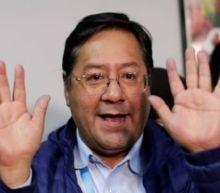 Bolivia election: Evo Morales' ally Luis Arce set for win
