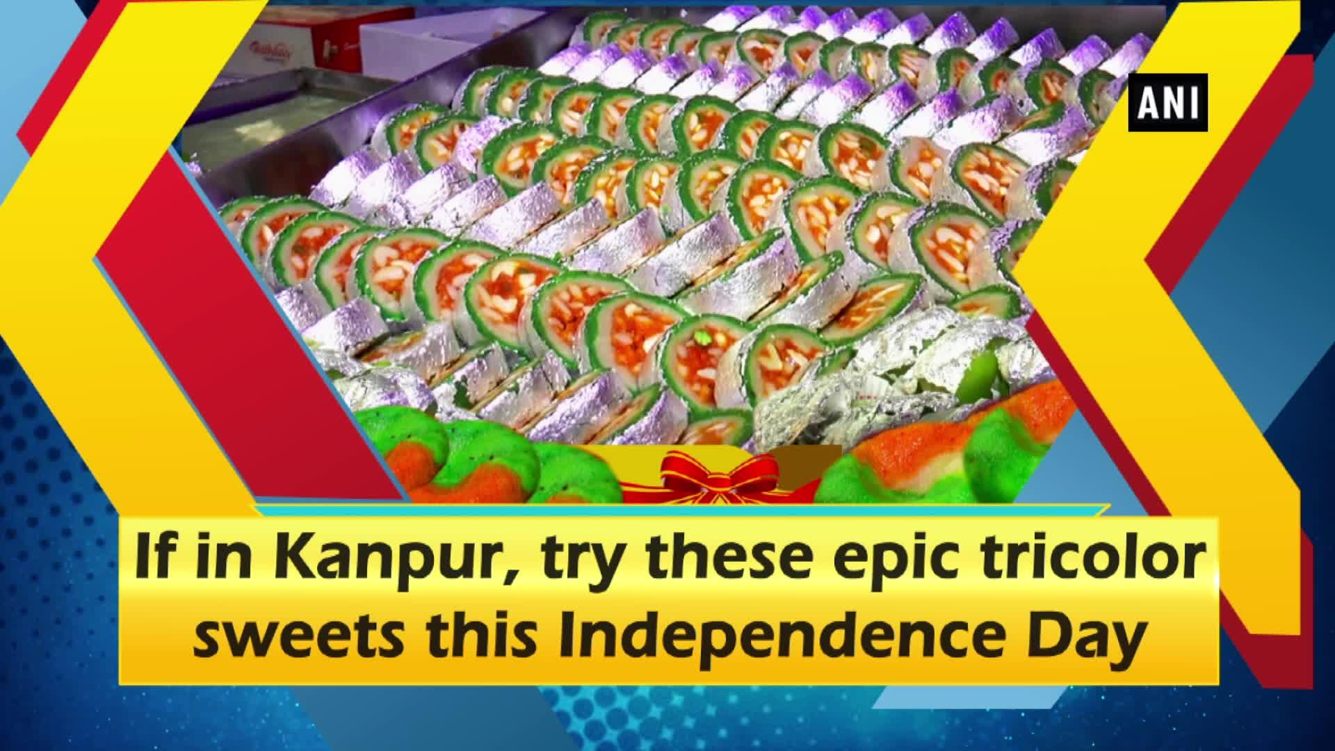If in Kanpur, try these epic tricolor sweets this Independence Day - Yahoo India News