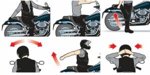 六招能緩解長途騎乘造成身體痠痛的動作!