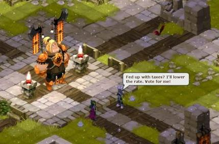 Wakfu celebrates President's Day by detailing its political system