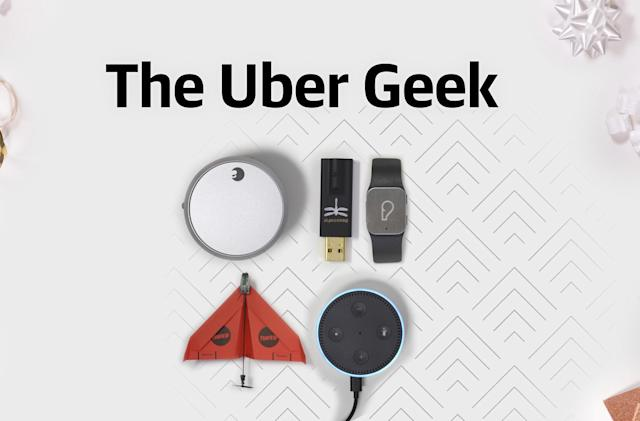 12 tech gifts for the geekiest people in your life