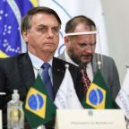 Bolsonaro takes new coronavirus test after attending ambassadorial lunch without mask