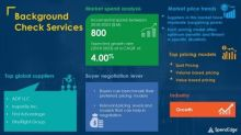 Global Background Check Services Market Procurement Intelligence Report With COVID-19 Impact Analysis   Global Forecasts, 2018-2023