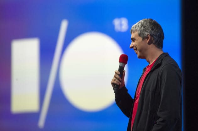 Tune in to our liveblog of the Google I/O keynote tomorrow!