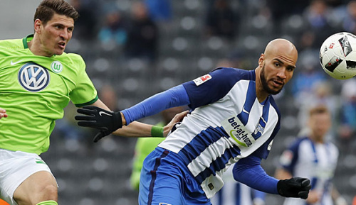 Bundesliga: Hertha: Brooks fällt mit Faserriss aus