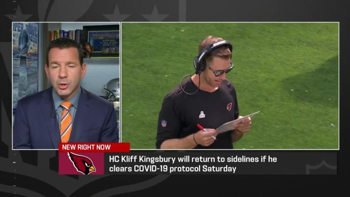 Rapoport: Kliff Kingsbury will return to sidelines if he clears COVID-19 protocols