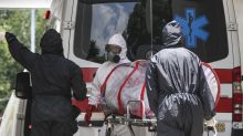 México suma 36 mil defunciones y 317 mil contagios de COVID-19