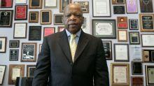 Civil rights icon John Lewis dies aged 80