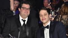 Pete Davidson Posts Touching Message to Bobby Moynihan Ahead of 'SNL' Season Finale, Says 'It Breaks My Heart'