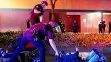 From spit hoods to ketamine injections: The controversial police tactics  highlighted by the Black Lives Matter movement