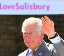 Prince Charles visits UK site of nerve agent attack