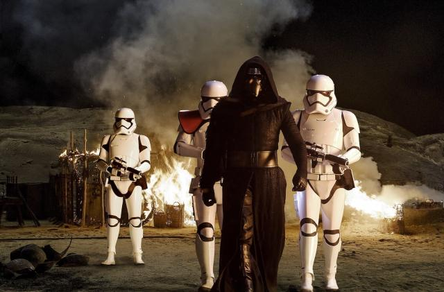 'Star Wars: The Force Awakens' is the UK's biggest ever film